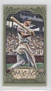 2012 Topps Gypsy Queen - [Base] - Mini Green #249 - Stan Musial