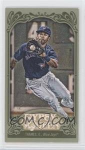 2012 Topps Gypsy Queen - [Base] - Mini Green #337 - Eric Thames