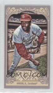 2012 Topps Gypsy Queen - [Base] - Mini Gypsy Queen Back #237 - Bob Gibson