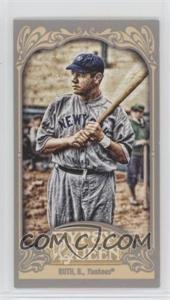 2012 Topps Gypsy Queen - [Base] - Mini Gypsy Queen Back #300 - Babe Ruth