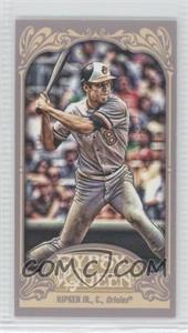 2012 Topps Gypsy Queen - [Base] - Mini Straight Cut #253 - Cal Ripken Jr.
