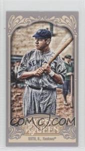 2012 Topps Gypsy Queen - [Base] - Mini #300 - Babe Ruth