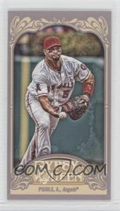 2012 Topps Gypsy Queen - [Base] - Mini #333 - Albert Pujols