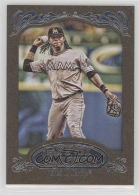 2012 Topps Gypsy Queen - [Base] - Retail Gold #137 - Jose Reyes
