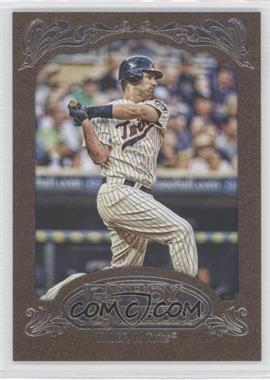 2012 Topps Gypsy Queen - [Base] - Retail Gold #140 - Joe Mauer