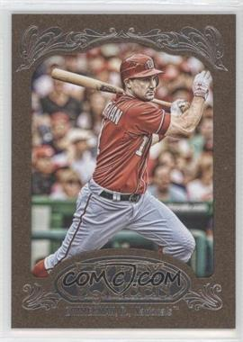 2012 Topps Gypsy Queen - [Base] - Retail Gold #149 - Ryan Zimmerman