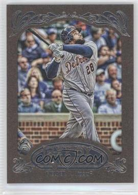 2012 Topps Gypsy Queen - [Base] - Retail Gold #160 - Prince Fielder
