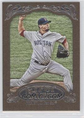 2012 Topps Gypsy Queen - [Base] - Retail Gold #174 - Josh Beckett