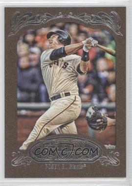 2012 Topps Gypsy Queen - [Base] - Retail Gold #182 - Buster Posey