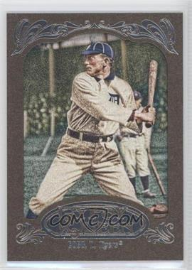 2012 Topps Gypsy Queen - [Base] - Retail Gold #229 - Ty Cobb