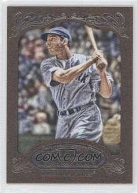 2012 Topps Gypsy Queen - [Base] - Retail Gold #232 - Joe DiMaggio