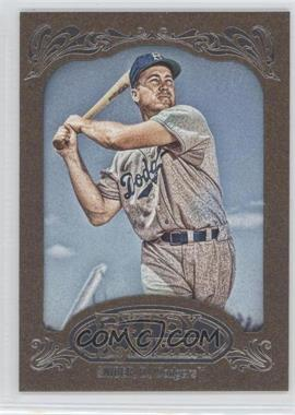2012 Topps Gypsy Queen - [Base] - Retail Gold #233 - Duke Snider