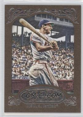 2012 Topps Gypsy Queen - [Base] - Retail Gold #249 - Stan Musial
