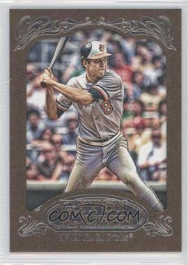 2012 Topps Gypsy Queen - [Base] - Retail Gold #253 - Cal Ripken Jr.