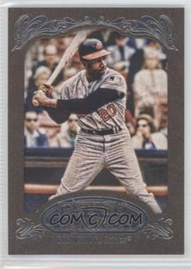 2012 Topps Gypsy Queen - [Base] - Retail Gold #255 - Frank Robinson