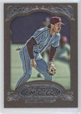 2012 Topps Gypsy Queen - [Base] - Retail Gold #258 - Mike Schmidt
