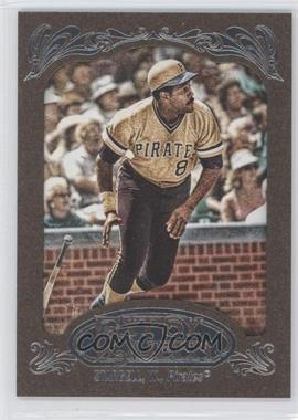 2012 Topps Gypsy Queen - [Base] - Retail Gold #269 - Willie Stargell