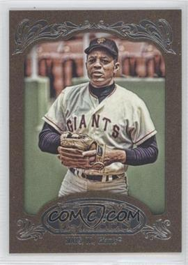 2012 Topps Gypsy Queen - [Base] - Retail Gold #280 - Willie Mays