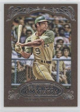 2012 Topps Gypsy Queen - [Base] - Retail Gold #294 - Reggie Jackson