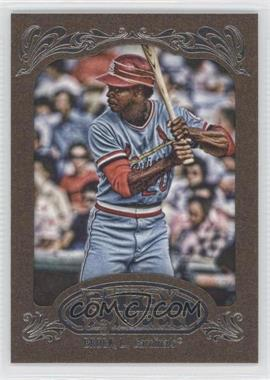 2012 Topps Gypsy Queen - [Base] - Retail Gold #297 - Lou Brock