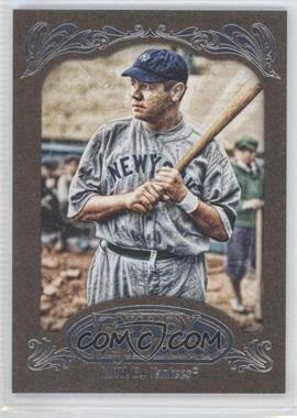 2012 Topps Gypsy Queen - [Base] - Retail Gold #300 - Babe Ruth