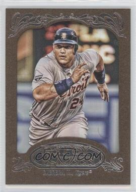 2012 Topps Gypsy Queen - [Base] - Retail Gold #50 - Miguel Cabrera