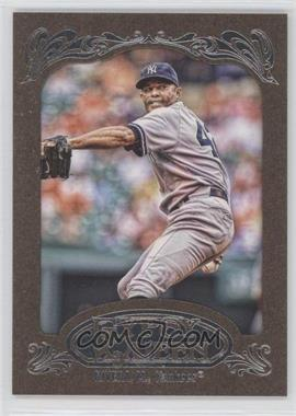 2012 Topps Gypsy Queen - [Base] - Retail Gold #54 - Mariano Rivera