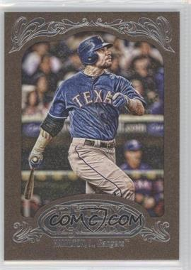 2012 Topps Gypsy Queen - [Base] - Retail Gold #67 - Josh Hamilton