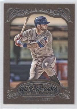 2012 Topps Gypsy Queen - [Base] - Retail Gold #76 - Mike Napoli