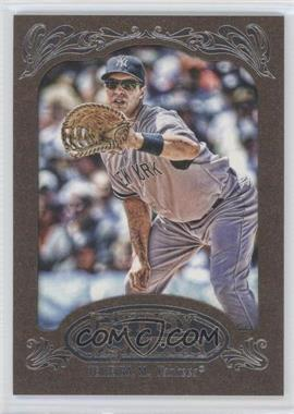 2012 Topps Gypsy Queen - [Base] - Retail Gold #90 - Mark Teixeira