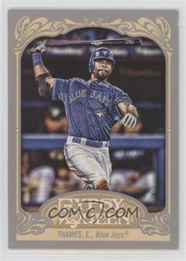 2012 Topps Gypsy Queen - [Base] #217 - Eric Thames