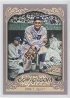 Ty Cobb (Posing in Dugout)