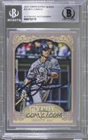 Ben Zobrist [BAS Certified Encased by BGS]