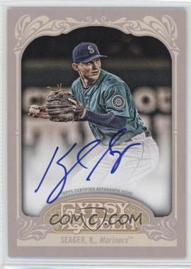 2012 Topps Gypsy Queen - Certified Autograph - [Autographed] #GQA-KS - Kyle Seager