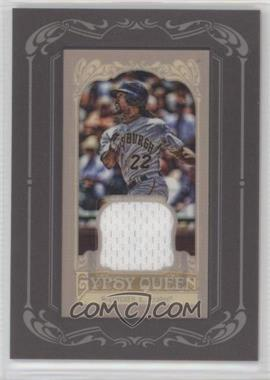 2012 Topps Gypsy Queen - Framed Mini Relic #GQMR-AM - Andrew McCutchen