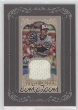 2012 Topps Gypsy Queen - Framed Mini Relic #GQMR-MB - Madison Bumgarner