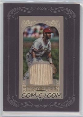 2012 Topps Gypsy Queen - Framed Mini Relic #GQMR-OS - Ozzie Smith