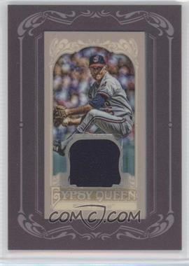 2012 Topps Gypsy Queen - Framed Mini Relic #GQMR-PN - Phil Niekro