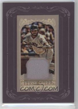 2012 Topps Gypsy Queen - Framed Mini Relic #GQMR-PS - Pablo Sandoval