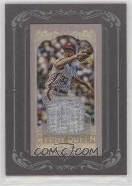 2012 Topps Gypsy Queen - Framed Mini Relic #GQMR-SC - Steve Carlton