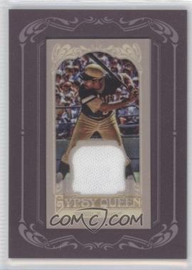 2012 Topps Gypsy Queen - Framed Mini Relic #GQMR-WS - Willie Stargell