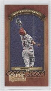2012 Topps Gypsy Queen - Glove Stories - Minis #GS-CY - Chris Young