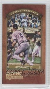 2012 Topps Gypsy Queen - Glove Stories - Minis #GS-DJ - Derek Jeter