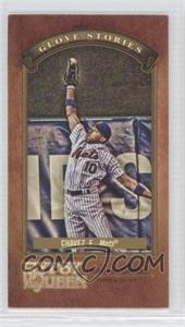 2012 Topps Gypsy Queen - Glove Stories - Minis #GS-DV - Endy Chavez