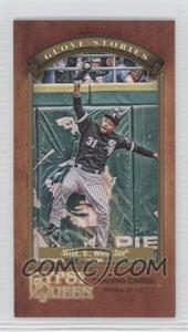 2012 Topps Gypsy Queen - Glove Stories - Minis #GS-DW - Dewayne Wise