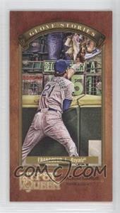 2012 Topps Gypsy Queen - Glove Stories - Minis #GS-JF - Jeff Francoeur