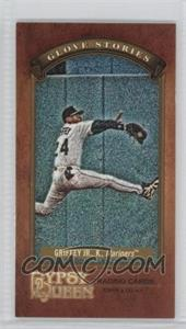 2012 Topps Gypsy Queen - Glove Stories - Minis #GS-KG - Ken Griffey Jr.
