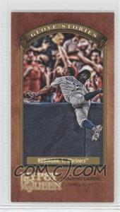 2012 Topps Gypsy Queen - Glove Stories - Minis #GS-TR - Trayvon Robinson