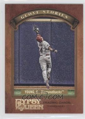 2012 Topps Gypsy Queen - Glove Stories #GS-CY - Chris Young