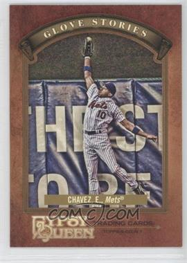 2012 Topps Gypsy Queen - Glove Stories #GS-DV - Endy Chavez